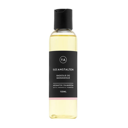 Bath & Massage oil - Palmarosa
