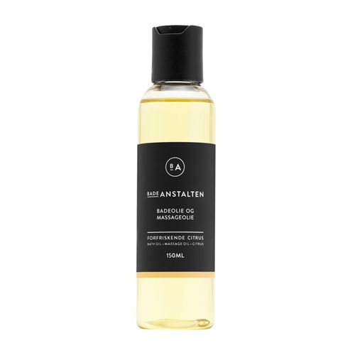 Bath & Massage oil - Citrus