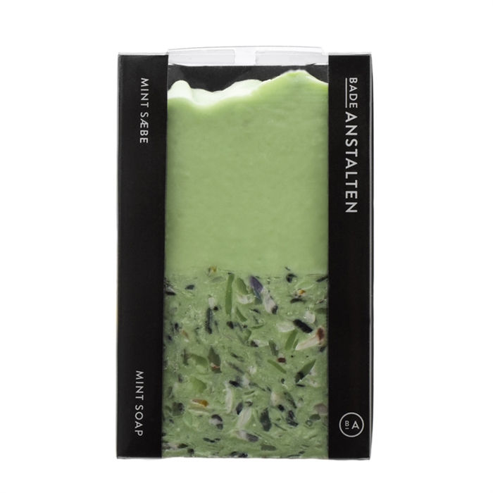 mint soap green 150g